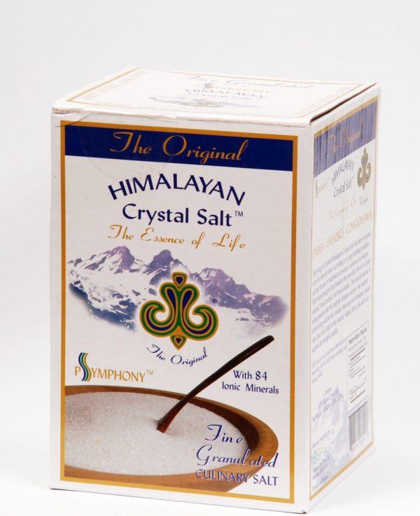 Himalayan Pink Salt Granulated