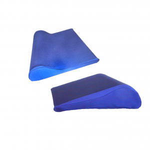 Lycra Cover For Low Back and Contoured Support Fulcrums