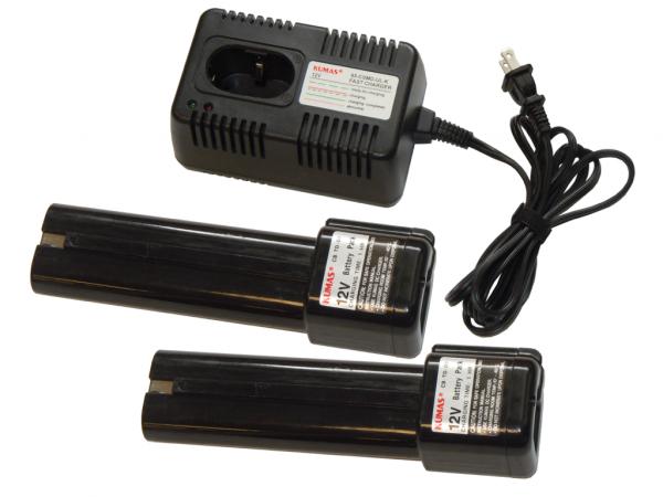 PTLMS Pettibon Tendon Ligament Muscle Stimulator Replacement Battery Charger set