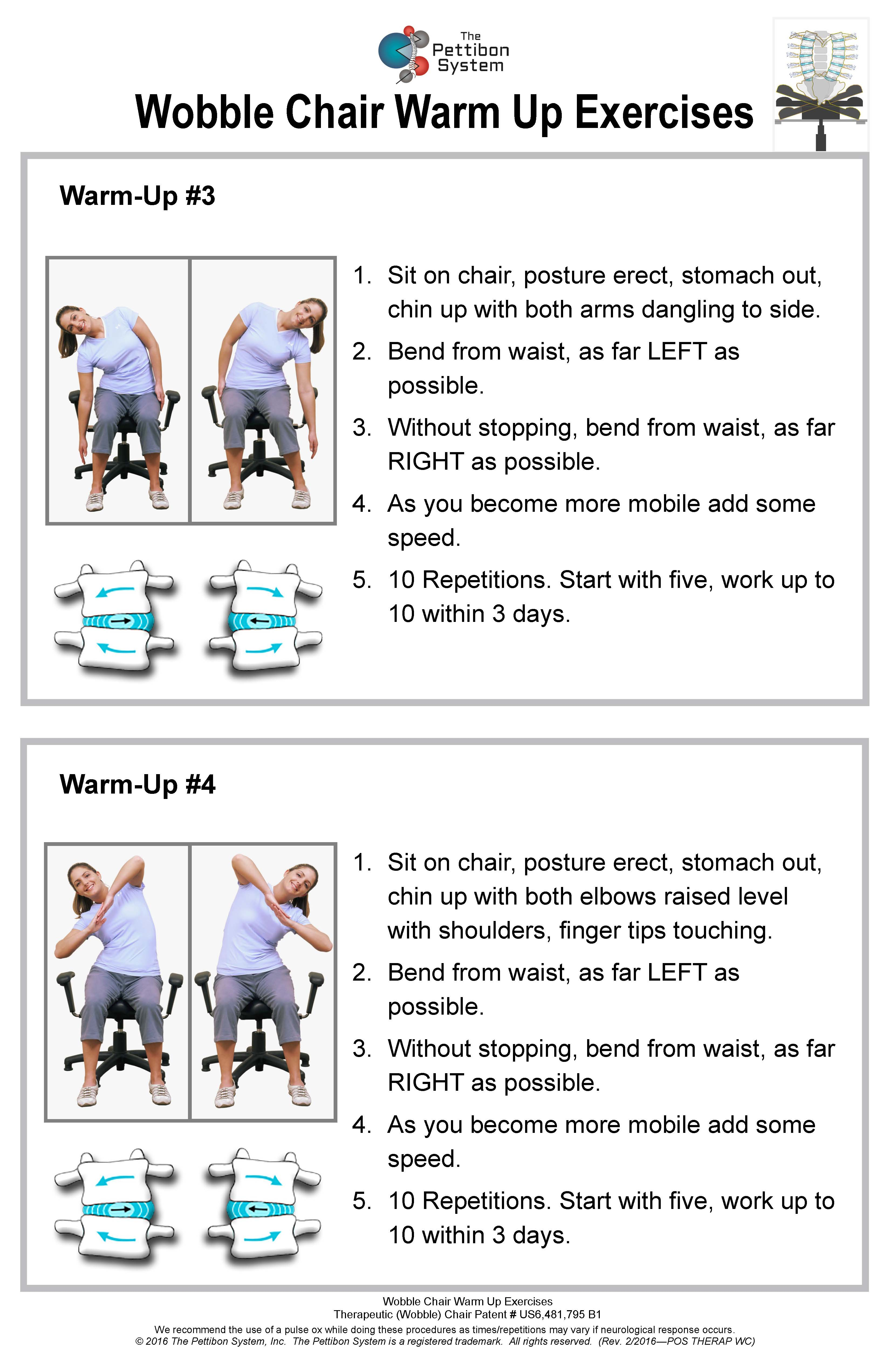Wobble Chair Therapeutic The Pettibon System