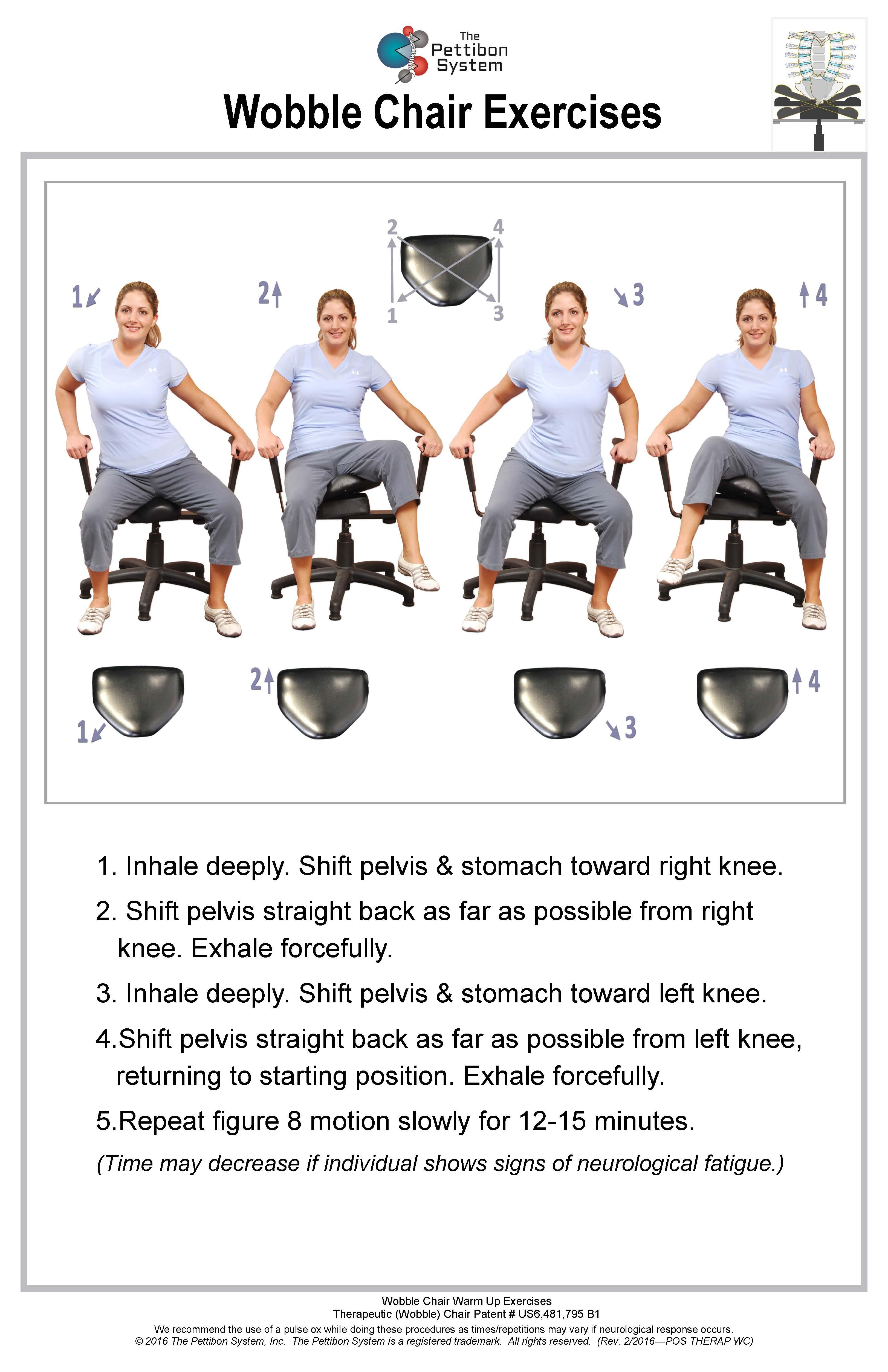 Wobble Chair Therapeutic The Pettibon System